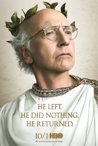 curb your enthusiasm,curb your enthusiasm season 9,série culte,larry david